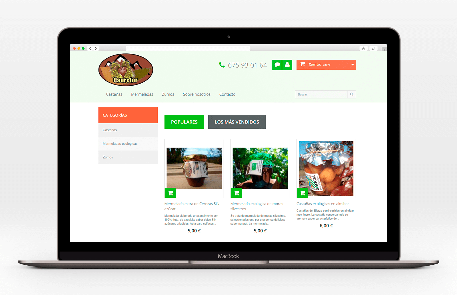 caurelor.com
