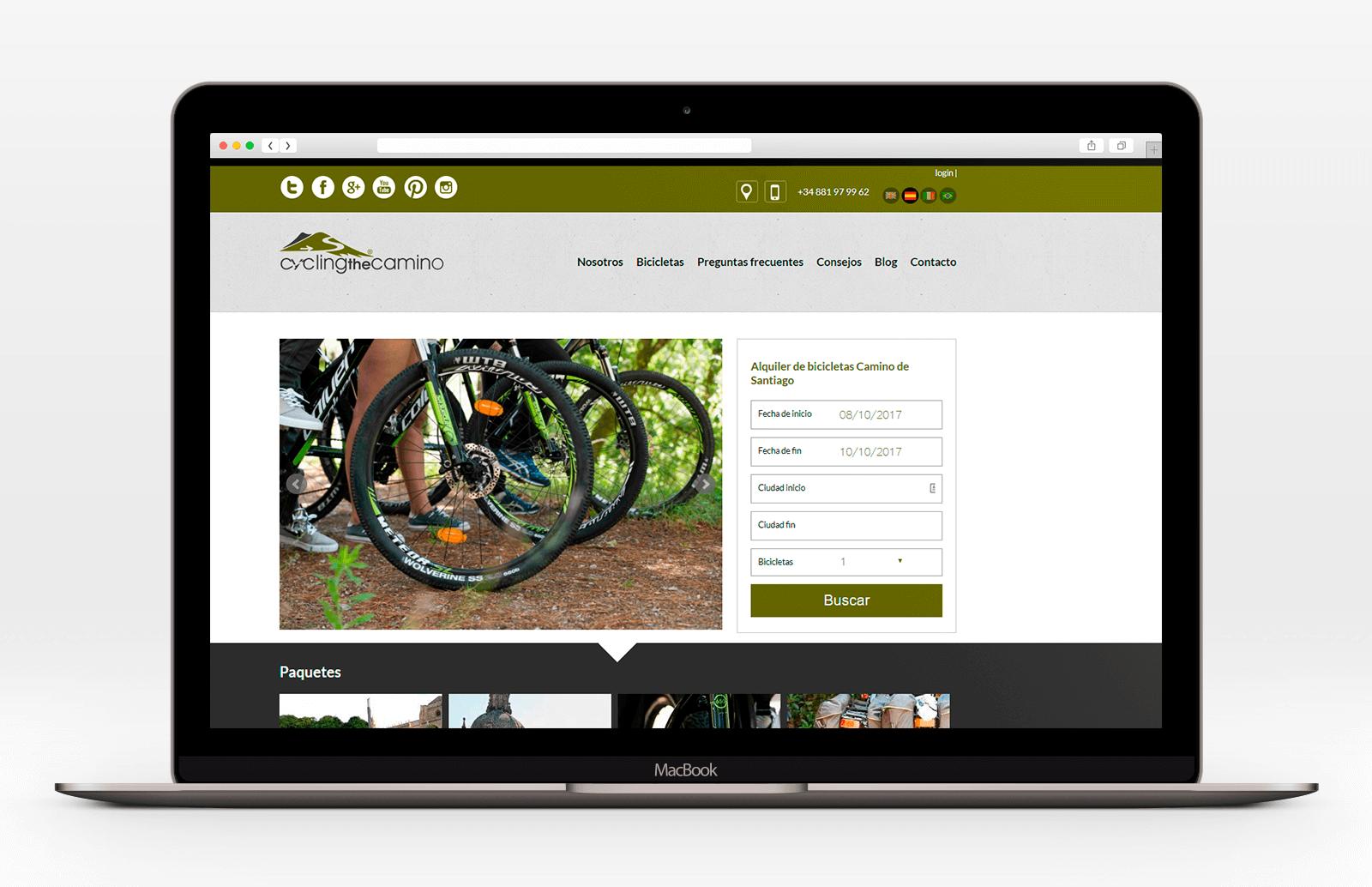 cyclingthecamino.com
